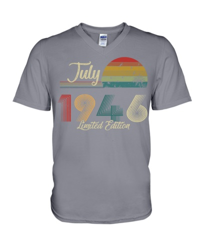 Vintage July Sunset Beach 1946