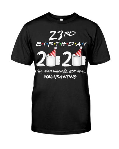 Quarantine 1997 23rd Birthday