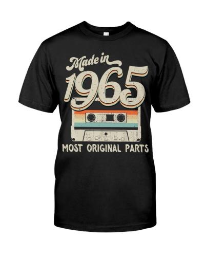 Vintage Cassettes 1965 54th Birthday