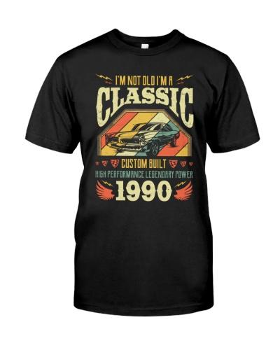 Vintage Classic 1990 29th Birthday