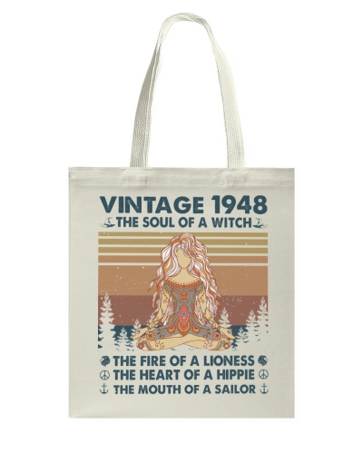 Vintage 1948 The Soul Of A Witch