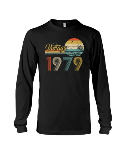 Vintage Sunset 1979 40th Birthday Gift 85