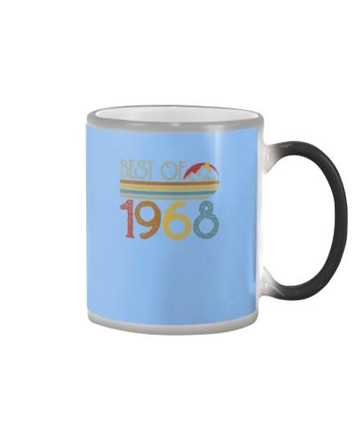 Vintage Best of 1968 51st Birthday gift