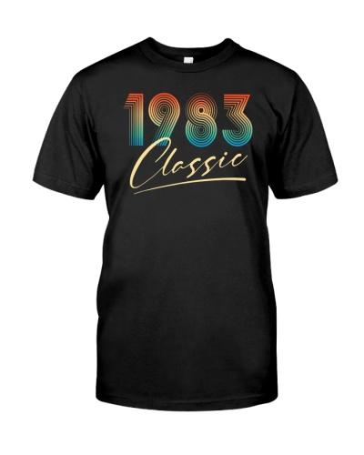 Vintage Retro Classic 1983 36th Birthday-382