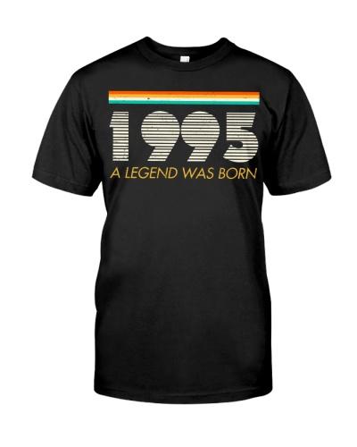 Vintage Legend 1995 24th Birthday