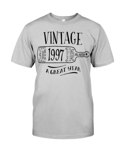 Vintage Great Year 1997