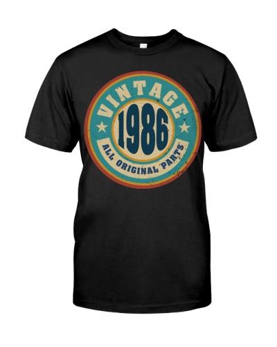 Vintage 1986 All Original Part