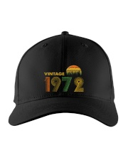 168-hat-1972 Embroidered Hat front