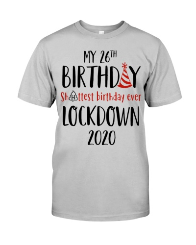 My Lockdown 1994 26th Birthday