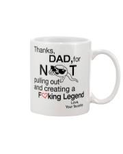 Fatherday-2020-dad2 Mug front