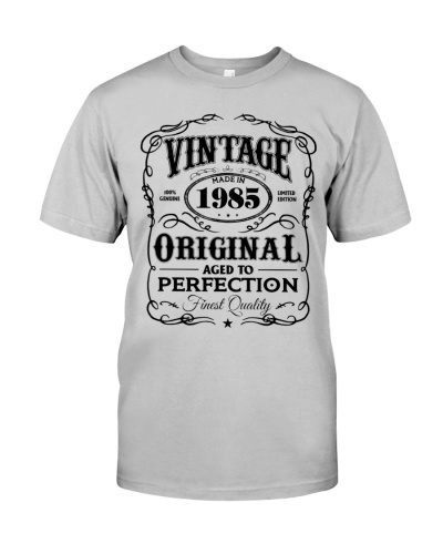 Vintage Perfection Made In 1985