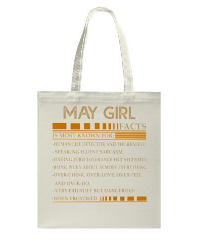 May Girl Fact