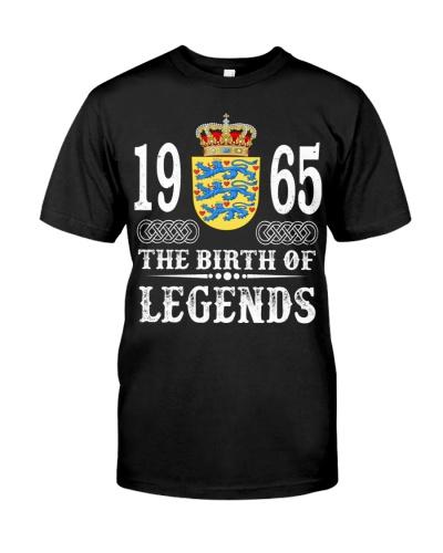 Vintage Legend Three Lions 1965 54th Birthday