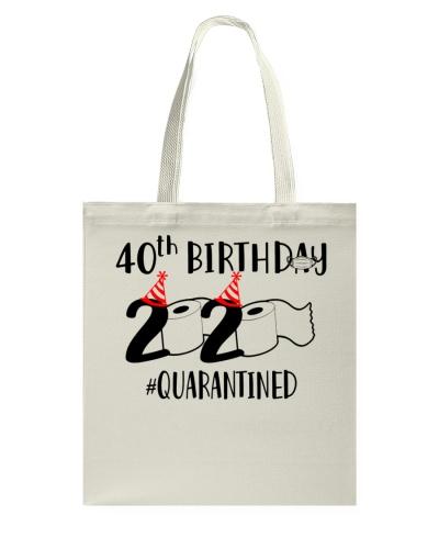2020 Toilet Paper 1953 40th Birthday