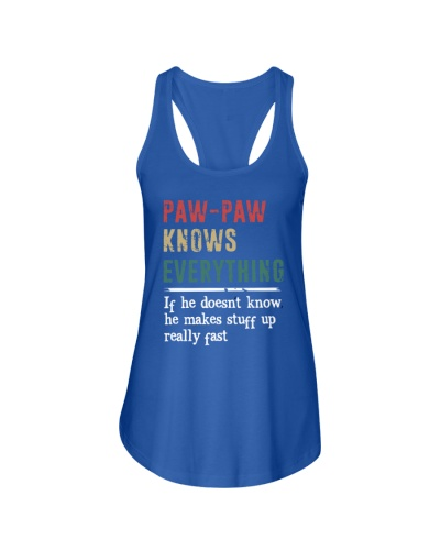 pawpaw know everything