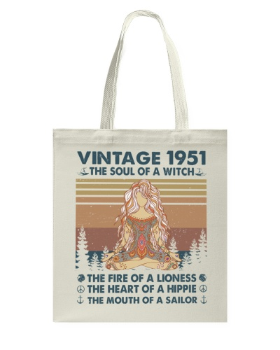 Vintage 1951 The Soul Of A Witch