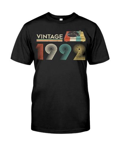 Vintage Record 1992 27th Birthday