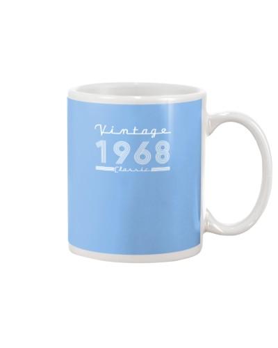 Vintage Classic 1968 51st Birthday