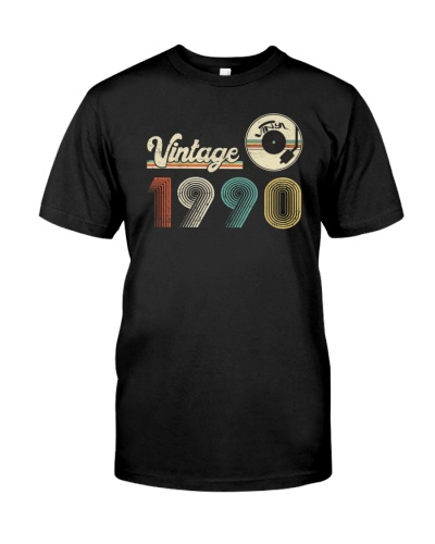 Vintage 45 Record 1990 29th Birthday