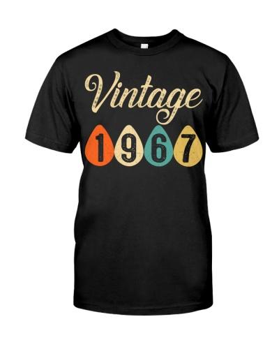 Vintage 1967 52nd Birthday