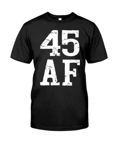 AF 1975 45th Birthday Gift