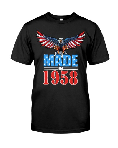 America Hawk 1958 61st Birthday