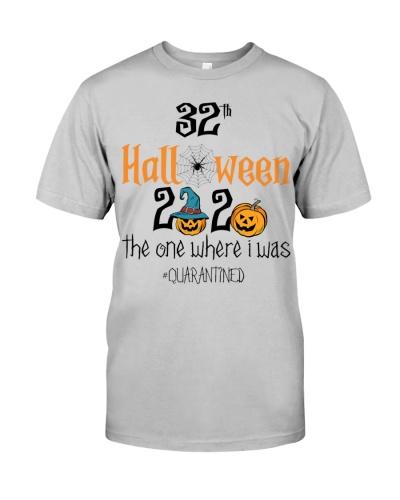 Halloween 1988 32nd Birthday