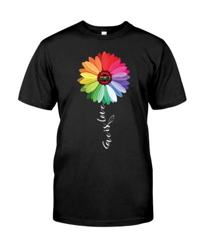 Vintage Rainbow Flower 1967 52nd Birthday