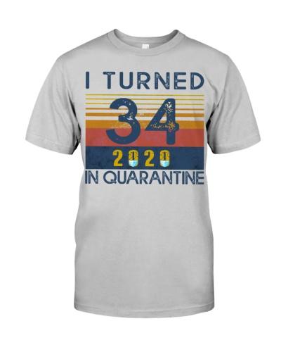 Quarantine 1986 34th Birthday