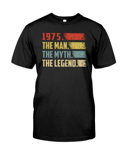 Vintage Legend 1975 44th Birthday