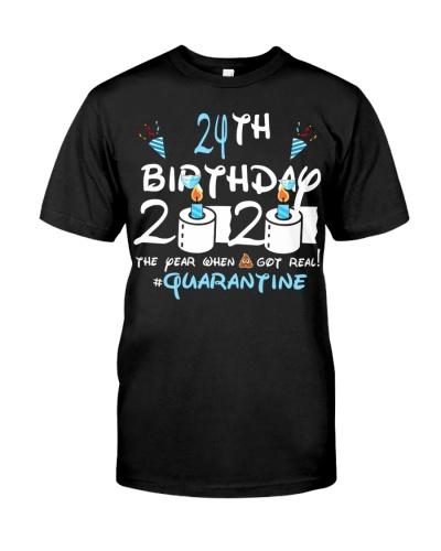 Quarantined 1996 24th Birthday