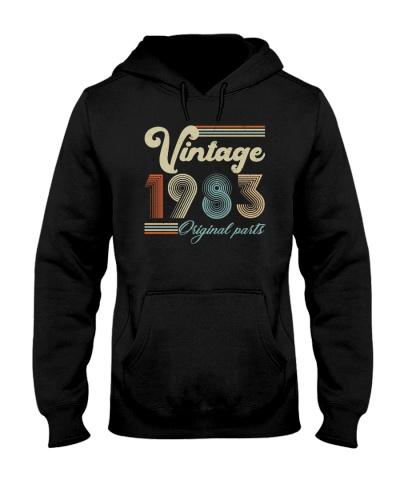 Vintage Original Parts 1983 36th Birthday