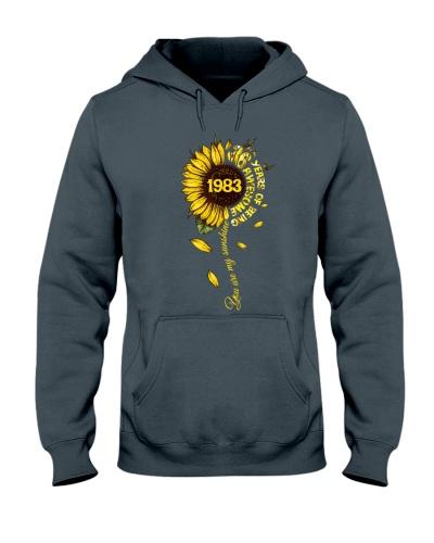 Vintage Sunflower 1983 36th Birthday