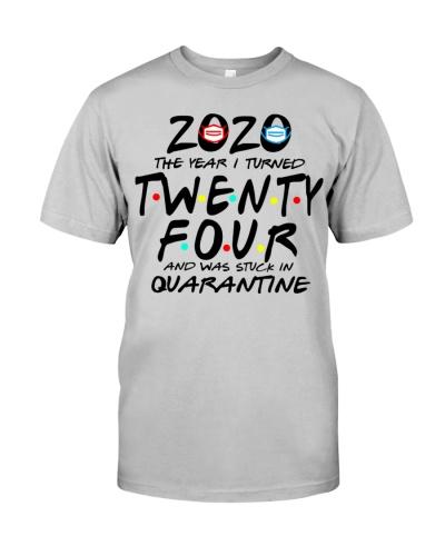 Quarantine 1996 24th Birthday