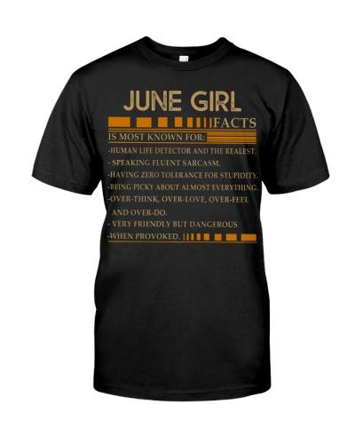 June Girl Fact