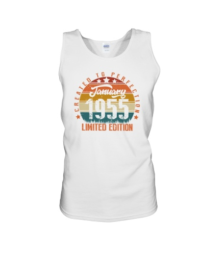 Vintage January 1955 Sunset 65th Birthday 535