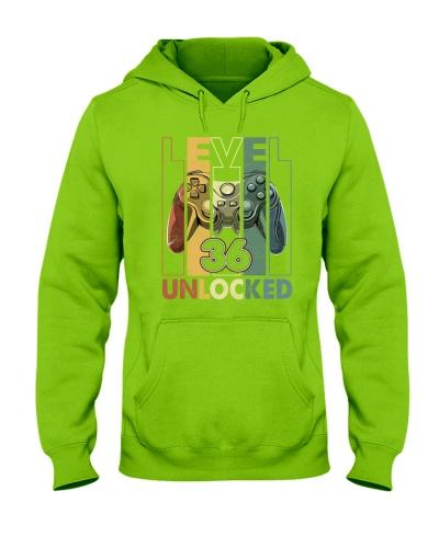 Vintage Level unlock 1983 36th Birthday gift