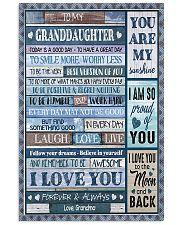 Family You Are My Sunshine 11x17 Poster front