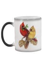 Cardinal Mug - Changing Mug Color Changing Mug color-changing-left