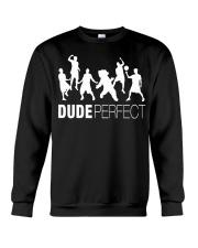 Dude Trick Shots Perfect Crewneck Sweatshirt thumbnail
