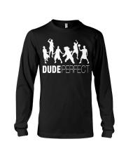 Dude Trick Shots Perfect Long Sleeve Tee thumbnail