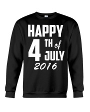 Happy 4th of July T-Shirt Independence Day 2018 Te Crewneck Sweatshirt thumbnail
