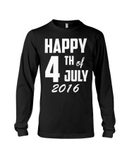Happy 4th of July T-Shirt Independence Day 2018 Te Long Sleeve Tee thumbnail