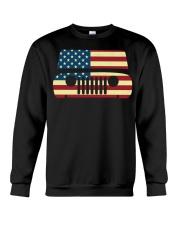 American Flag T-shirt usa t shirt American Flag Gi Crewneck Sweatshirt thumbnail