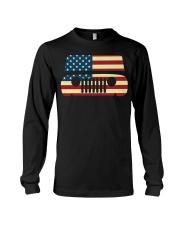American Flag T-shirt usa t shirt American Flag Gi Long Sleeve Tee thumbnail
