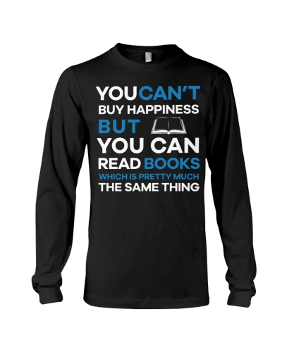 You Can't Buy Happiness But You Can Read Books