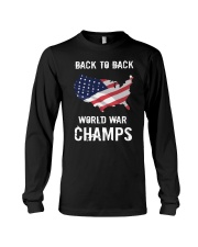 Back-To-Back World War Champs T-Shirt Long Sleeve Tee thumbnail