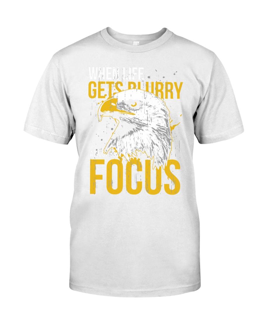 Eagle Focus Classic T-Shirt