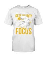Eagle Focus Classic T-Shirt front