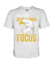 Eagle Focus V-Neck T-Shirt thumbnail